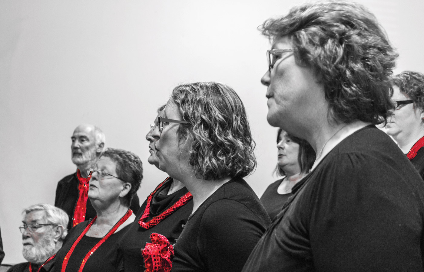 Ill Be there -  Victorian Trades Union Choir