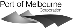Port of Melbourne logo