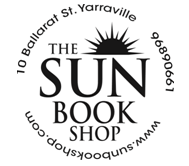SunBookshop logo - with address