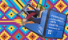 PORTable Container: Art Voyages in Public Spaces