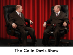 All Of You tv show Colin Davis