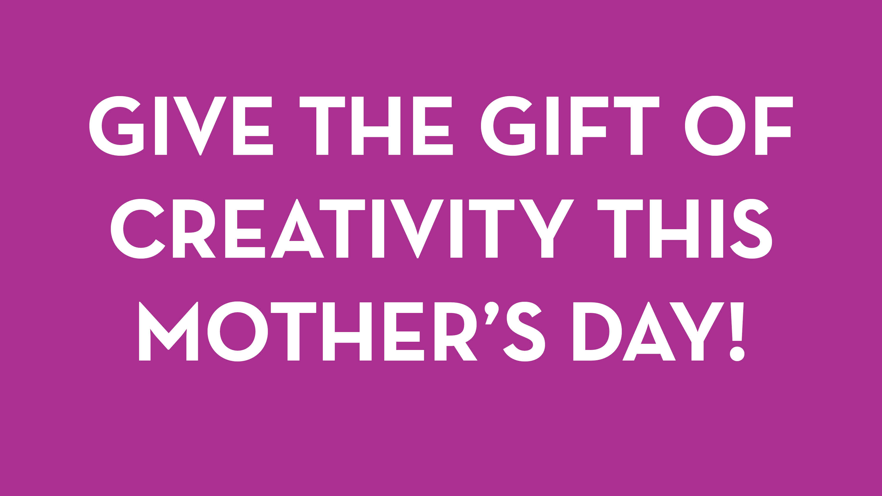 Mother's day voucher