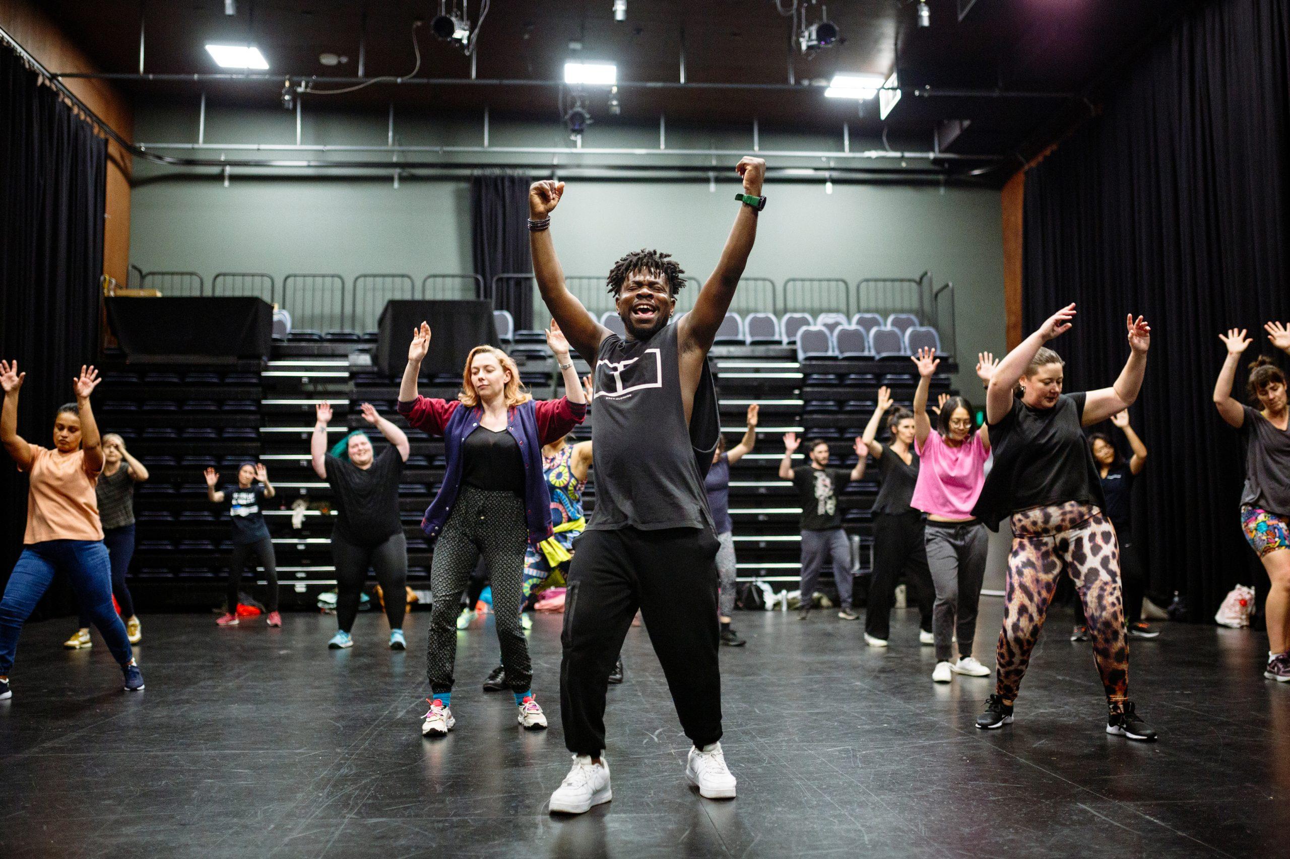 Let's Dance: Afrobeats